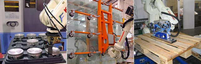 Image of Kawasaki Material Handling Robot Applications