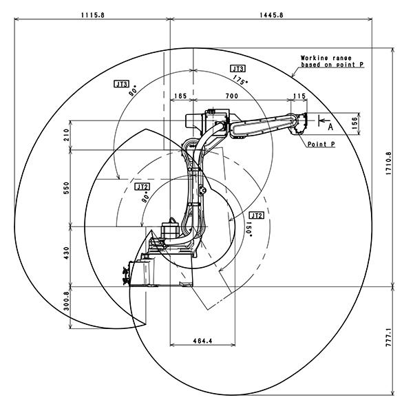Kawasaki BA006N drawing
