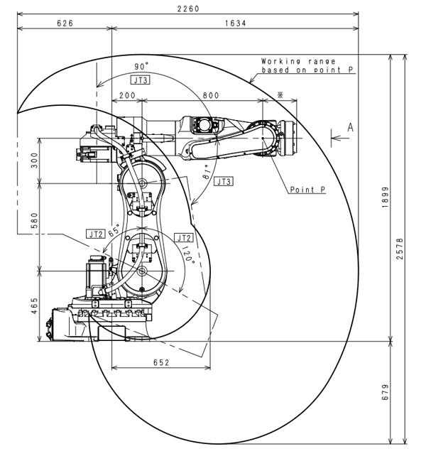 Kawasaki BX100S drawing