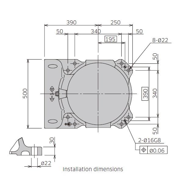 BX165N点焊机器人机械手