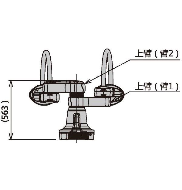 双腕搬运机器人duAro2