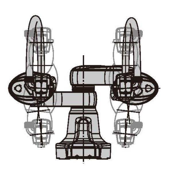 双腕定位机器人duAro2