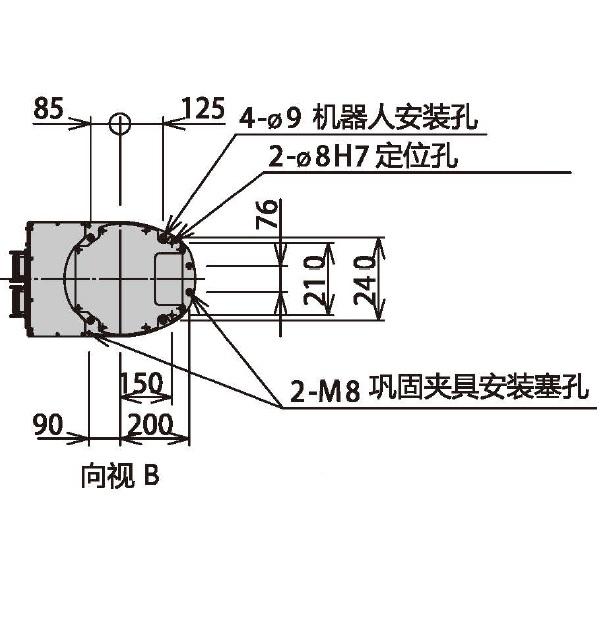 Kawasaki duAro1 drawing
