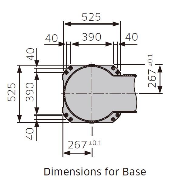 Kawasaki KF262 drawing