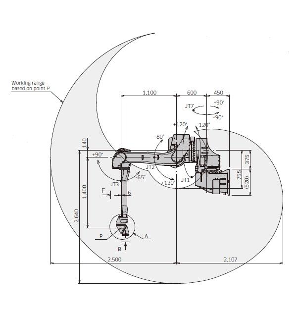 Kawasaki KJ314 drawing
