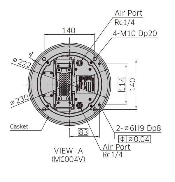 搬运机器人MC004V