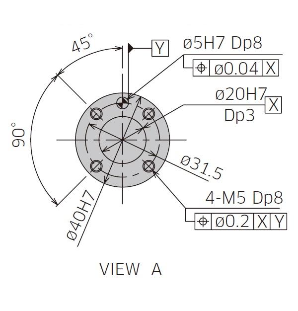 RA005L弧焊机器人机械手