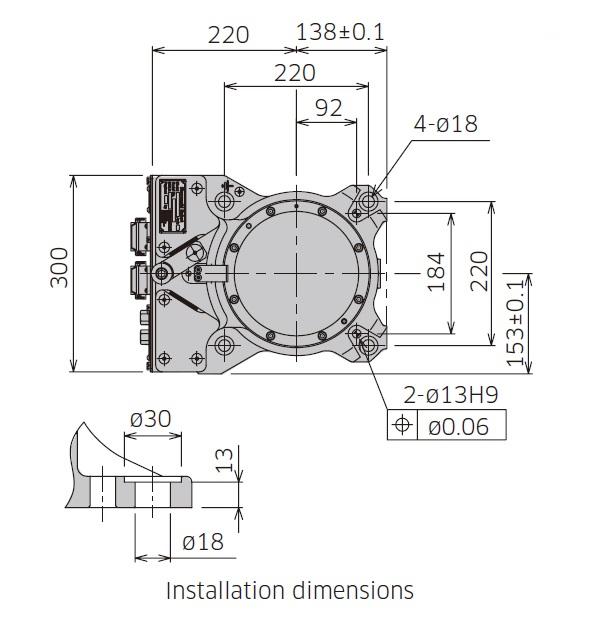 Kawasaki RA010N drawing
