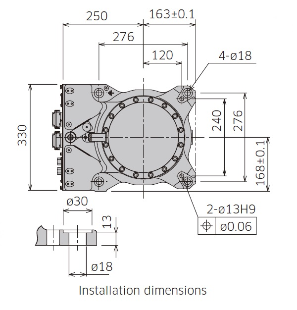 RA020N弧焊机器人