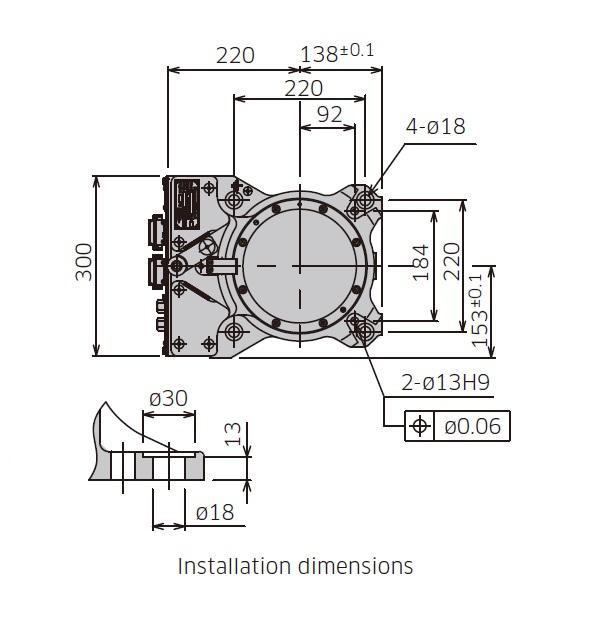 Kawasaki RS006L drawing